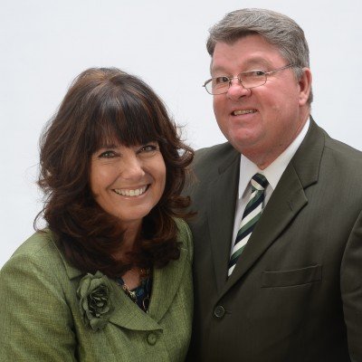 Adrian and Pam Reed of New Heights Baptist Church of Albuquerque