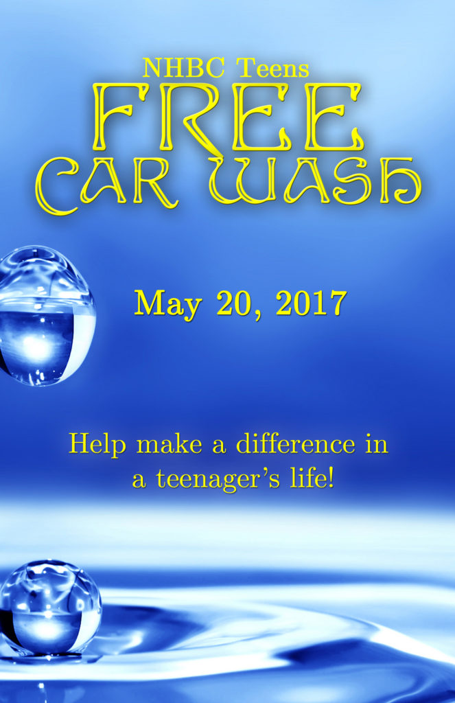 Teen Car Wash at New Heights Baptist Church of Albuquerque